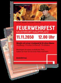 Feuerwehrfest Classico Rot