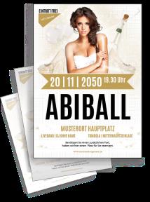 flyer-abiball-legendary-nights-a4-gold-zweiseitig