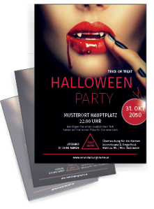 flyer-halloween-lips-rot-a4