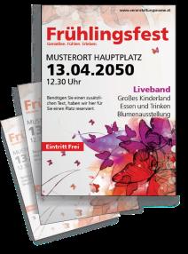 Fruehlingsfest Butterfly Rot