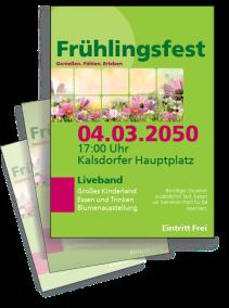 Fruehlingsfest Natur Gruen