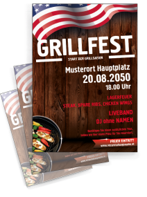 Grillfest American Barbecue Rot