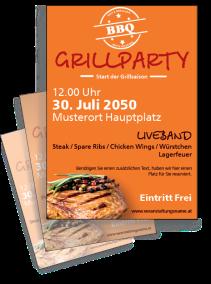 Grillfest Steak Orange