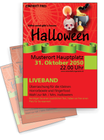 Halloween Party by Night Rot