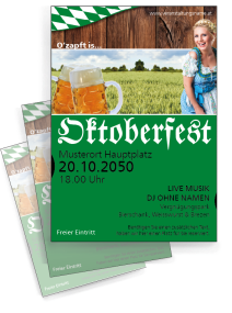 Oktoberfest German Gruen