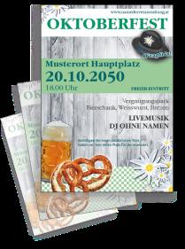 Oktoberfest Wiesnfest Minze