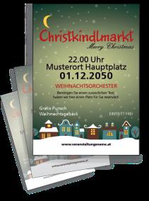 Flyer Weihnachten Stadtlichter Gruen2